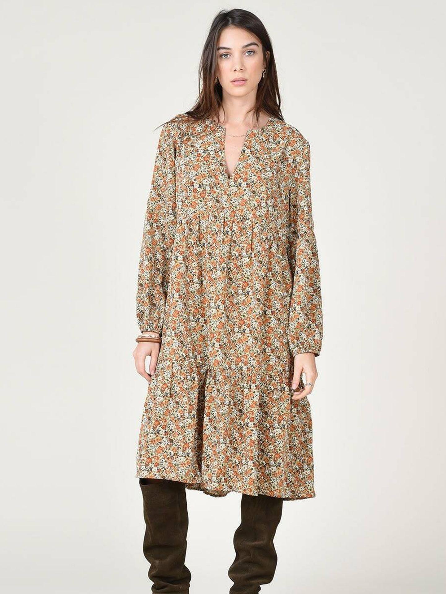 Vestido Molly Bracken a la venta en El Corte Inglés. (Cortesía)