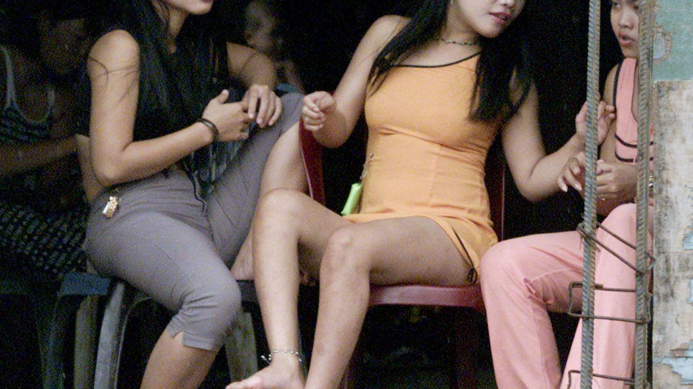 La maldición de 200.000 prostitutas en el lugar más triste de Asia