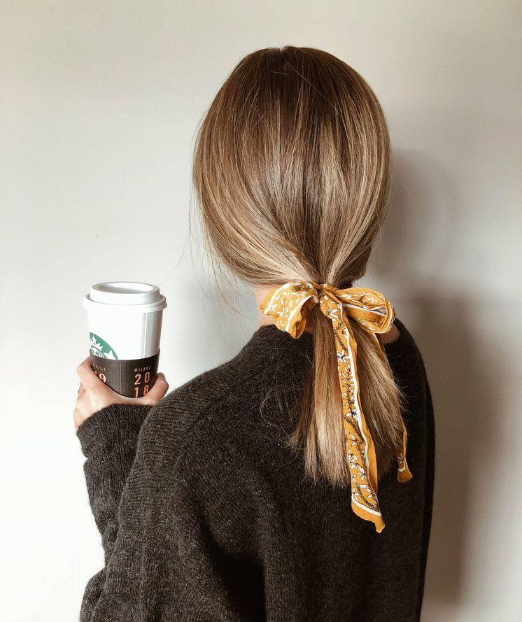 Foto: Un pelo bien cepillado es un cabello sano. (Lexie Janney para Unsplash)