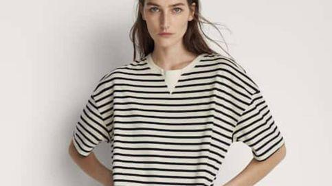 Cómoda y estilosa como las francesas gracias a este vestido de Massimo Dutti