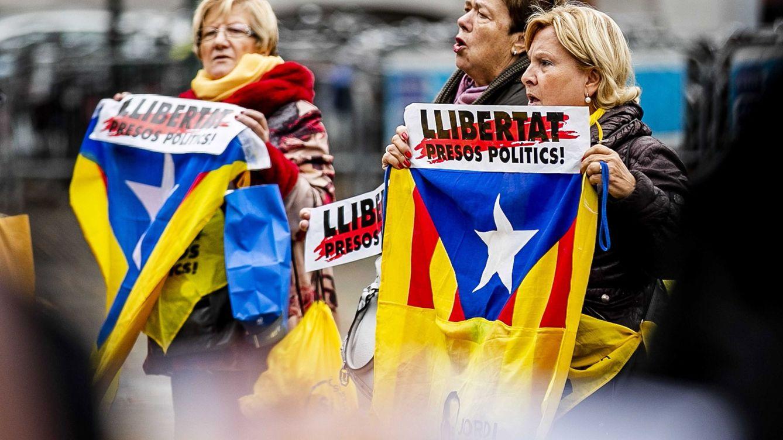 Prueba de fuego en Cataluña: fin de semana en la calle para desafiar a la violencia
