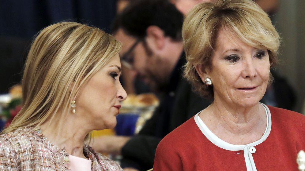 Foto: Aguirre y Cifuentes. (EFE)