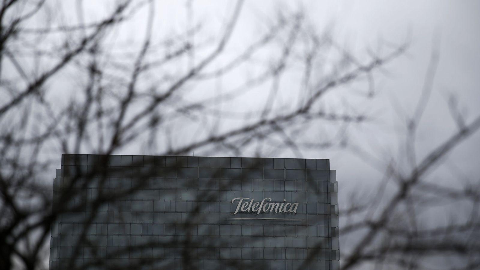 Foto: Edificio de Telefónica