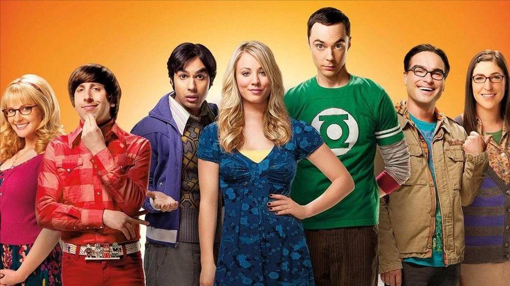 Foto: Reparto de la serie 'The Big Bang Theory'. (CBS)