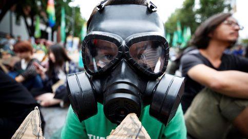 Protestas contra la crisis climática en Seúl