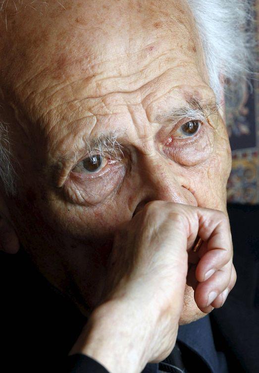 Foto: Zygmunt Bauman (EFE)