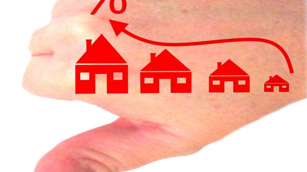 Zaragoza, Lleida, Ávila... los pisos no valen ni la mitad que antes de la crisis