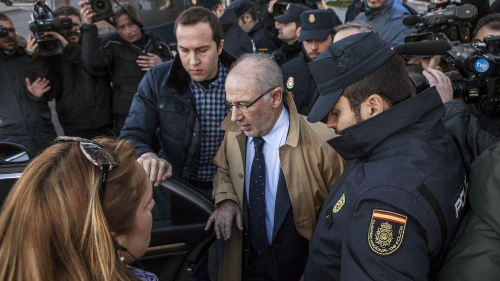 Rato se iba a llevar 20 M€ con activos tóxicos como los que generó en Bankia