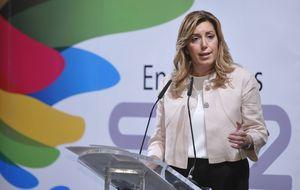 El PP andaluz busca candidata para frenar al 'huracán Susana'