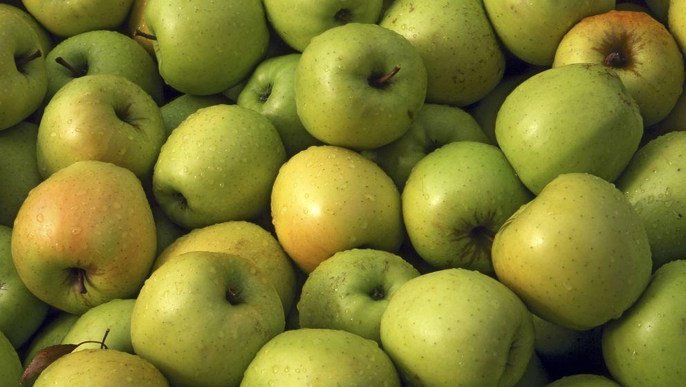 Foto: Las manzanas Golden son perfectas para hornear. (Steve Terrill/Corbis)