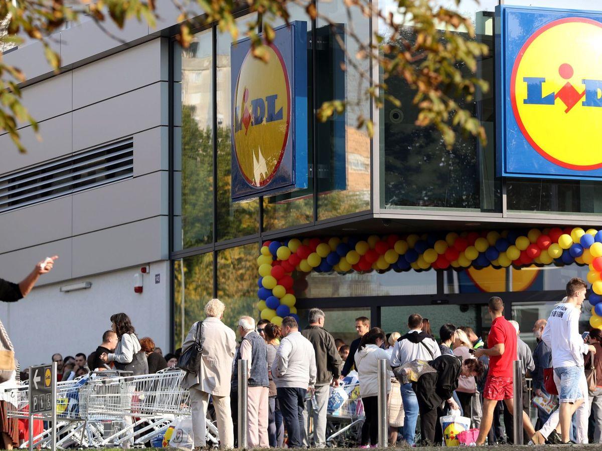 Foto: Lidl invertirá 1.500 M en España para abrir 150 tiendas y cuatro centros logísticos (Efe)