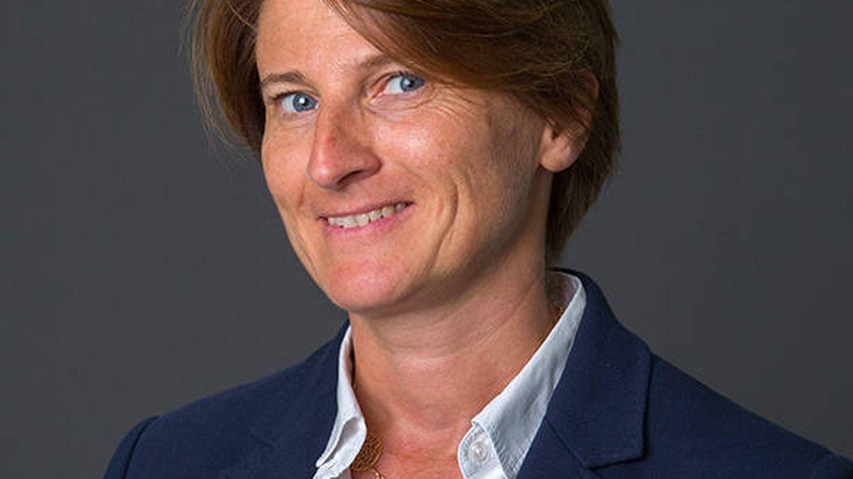 Hélène Valenzuela, directora general de la filial española de SNCF Rielsfera. (SNCF)