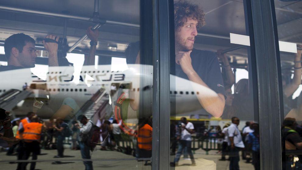 El 'equipo A' que rescató en Nepal a unos mochileros israelíes