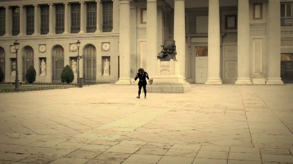 La 'marcha zombi' de Alcalá de Henares se llena de personajes salidos del Museo del Prado