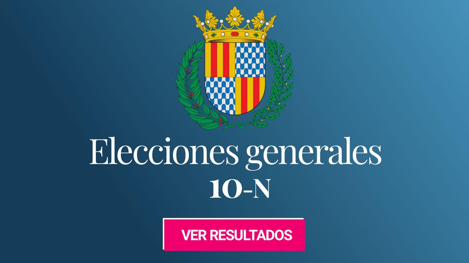 Foto: Elecciones generales 2019 en Badalona. (C.C./EC)