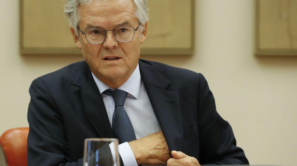 Foto: Sebastián Albella, presidente de la Comisión Nacional del Mercado de Valores (CNMV)