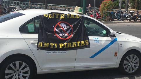 Los taxistas de Málaga acuerdan finalizar la huelga indefinida