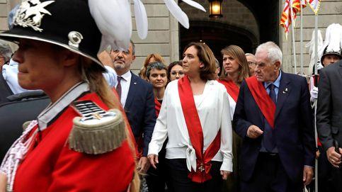 Colau y Maragall logran un principio de acuerdo para los presupuestos de Barcelona