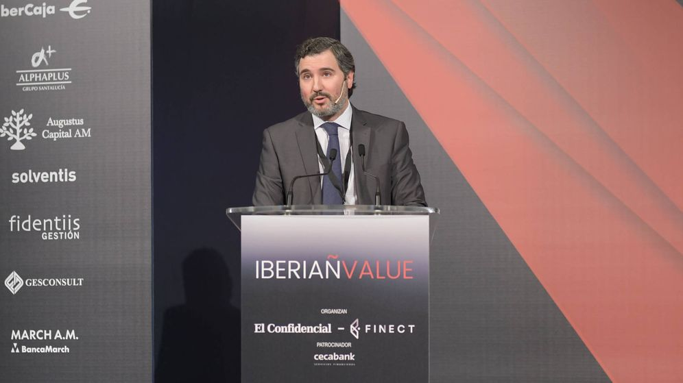Foto: Iván Martín Aranguez CFA, presidente de Magallanes Value Investors.