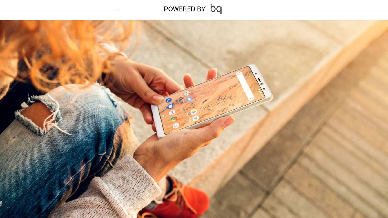 BQ tira la casa por la ventana en el Black Friday y vende móviles a un euro