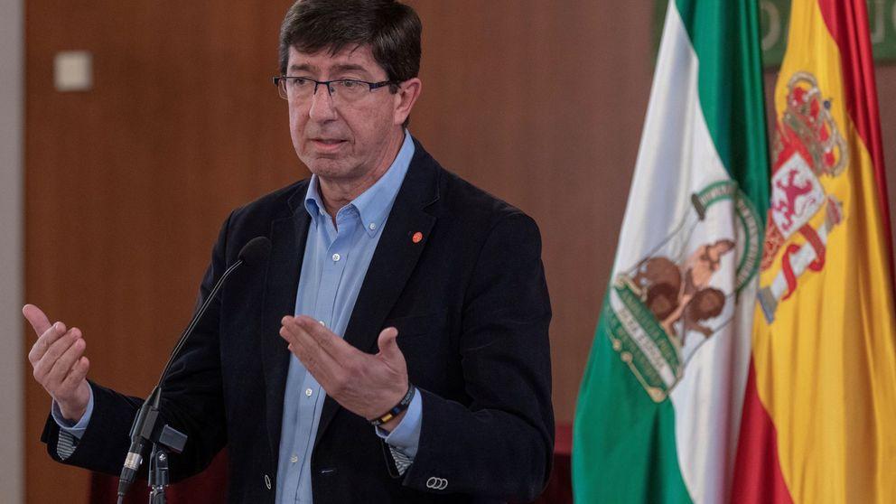 Adelante Andalucía rechaza un pacto en la Mesa y estará frente a la extrema derecha