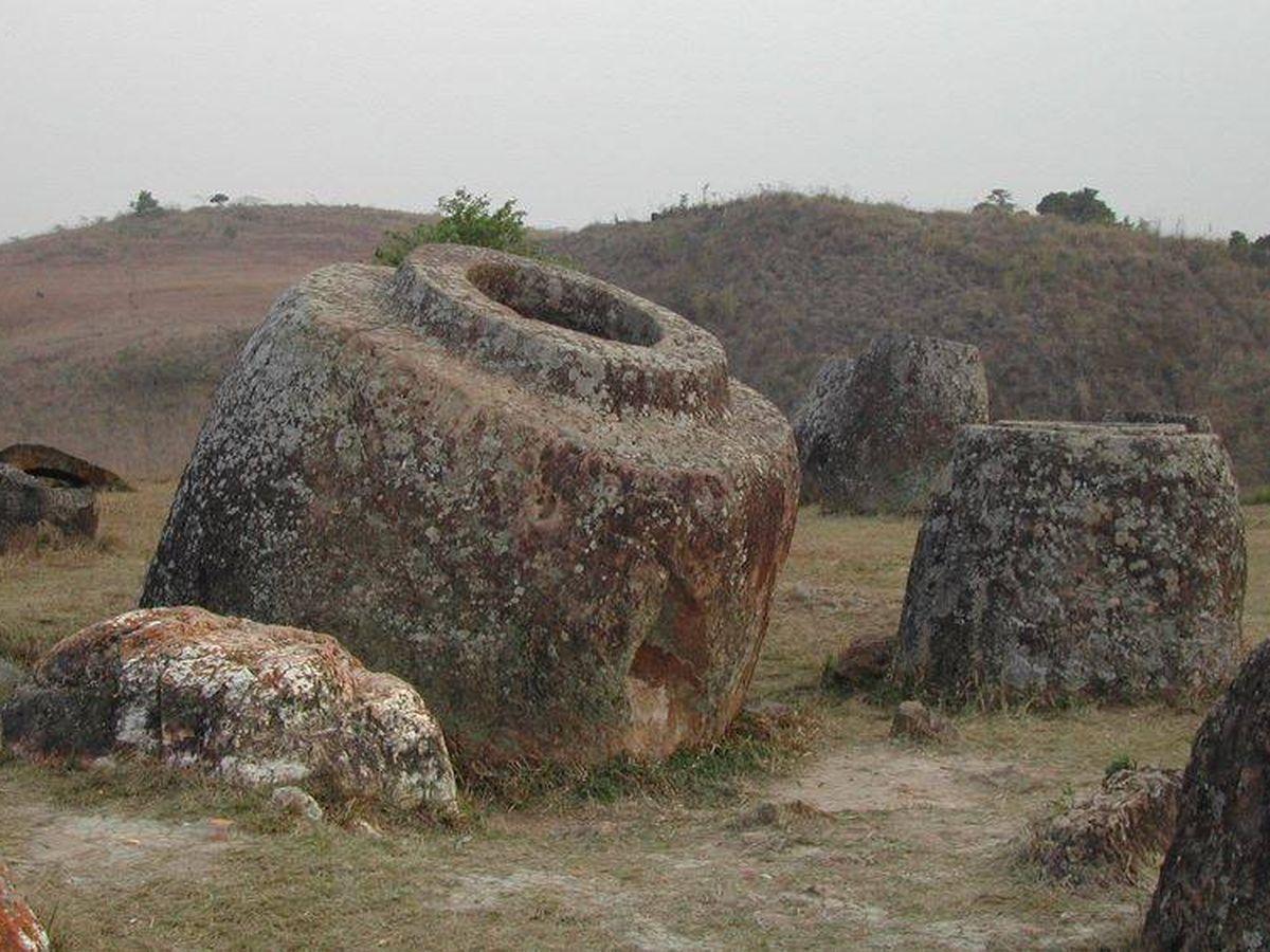 Foto: Esta zona es característica por sus enormes objetos tallados en piedra arenisca (Creative Commons)