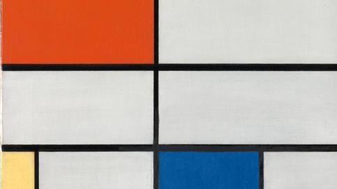 Piet Mondrian y el 'fundamento' ulterior 'de las cosas'
