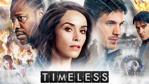 NBC da marcha atrás y renueva 'Timeless' por una 2ª temporada