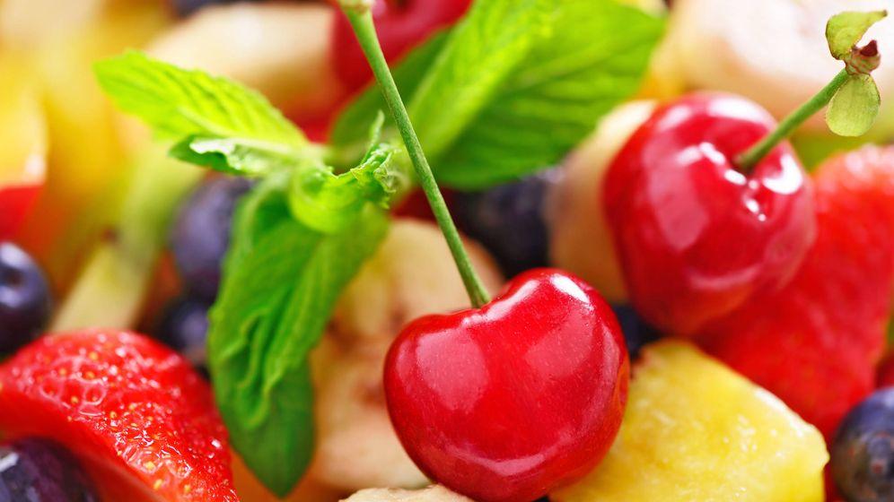 Foto: Frutas frescas, básicas en una dieta antiinflamatoria. (iStock)