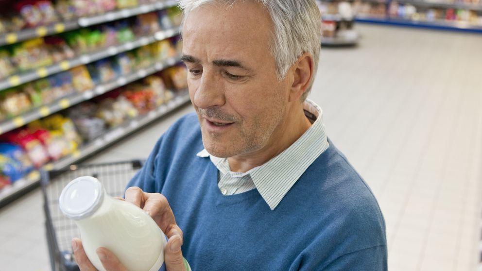 ¿Sabes cuándo caduca la leche? No es en la fecha de consumo preferente