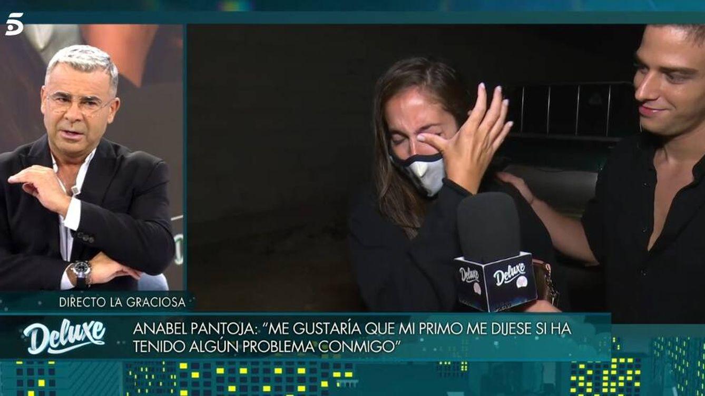 Anabel Pantoja rompe a llorar en 'Sábado Deluxe': Kiko Rivera no me ha felicitado