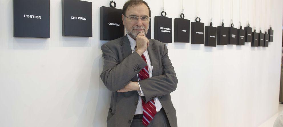 Foto: El catedrático de nutrición y genética de la Universidad de Tufts José María Ordovás. (Efe)