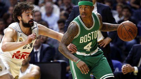 La NBA sigue estando demasiado lejos: los Celtics ganaron cuando quisieron