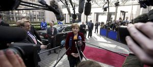 Las filas de Merkel se preparan ante la prueba de fuego electoral en Baden-Württemberg