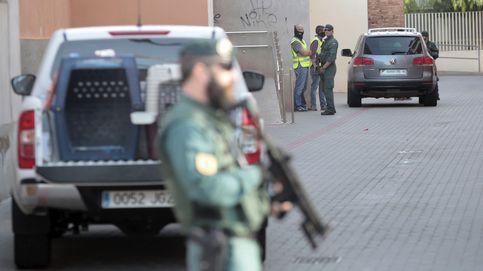 Sin cama para 300 guardias civiles retenidos en Cataluña para velar por la seguridad