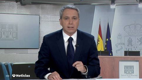 El vídeo viral de Vicente Vallés en 'Antena 3 noticias' con final inesperado
