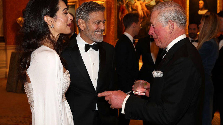 Cena de la fundación Prince's Trust en el palacio de Buckingham. (Getty)
