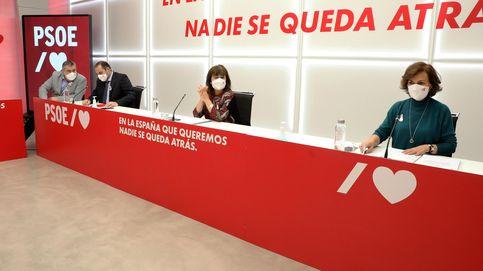 El PSOE vincula una abstención del PP en la moción de Vox a seguir bloqueando el CGPJ
