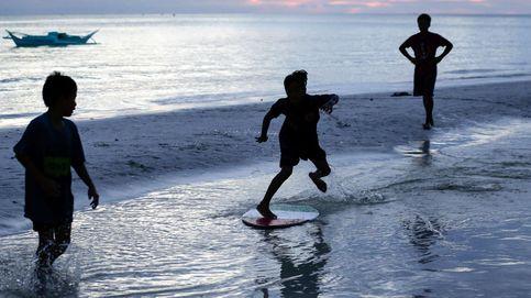 La isla de Boracay reabre por diez días