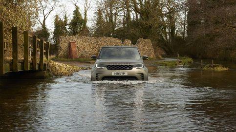 Nuevo Land Rover Discovery, mejor en carretera y fuera de ella