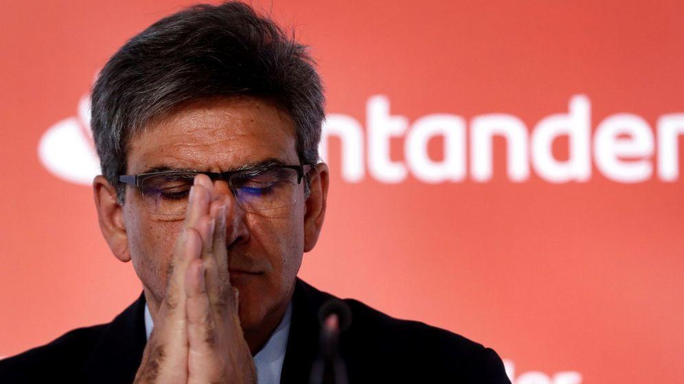 Foto: José Antonio Álvarez, consejero delegado de Banco Santander. (EFE)