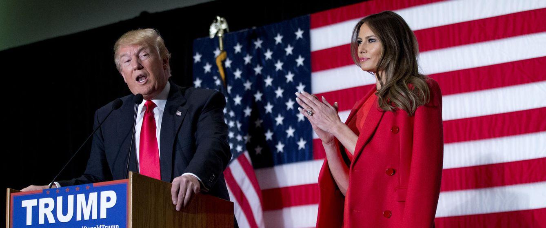 Foto: Donald Trump y su esposa Melania (Gtres)