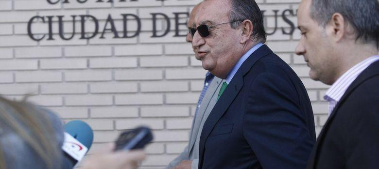 Foto: El expresidente de la Diputación, Carlos Fabra (Efe)