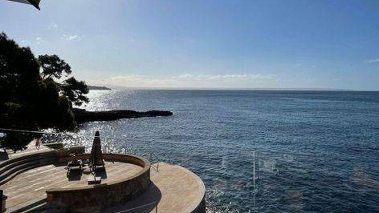Vistas del hotel de Ana en Palma. (Redes)