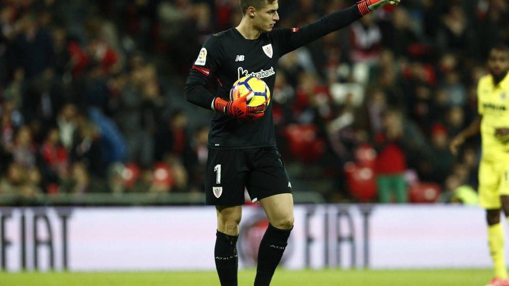 La (in)oportuna lesión de Kepa, su sí al Madrid y el rebote del 'cornudo' Keylor
