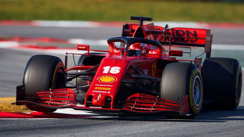 La inquietud de Vettel y Leclerc o la nube negra que ensombrece Maranello