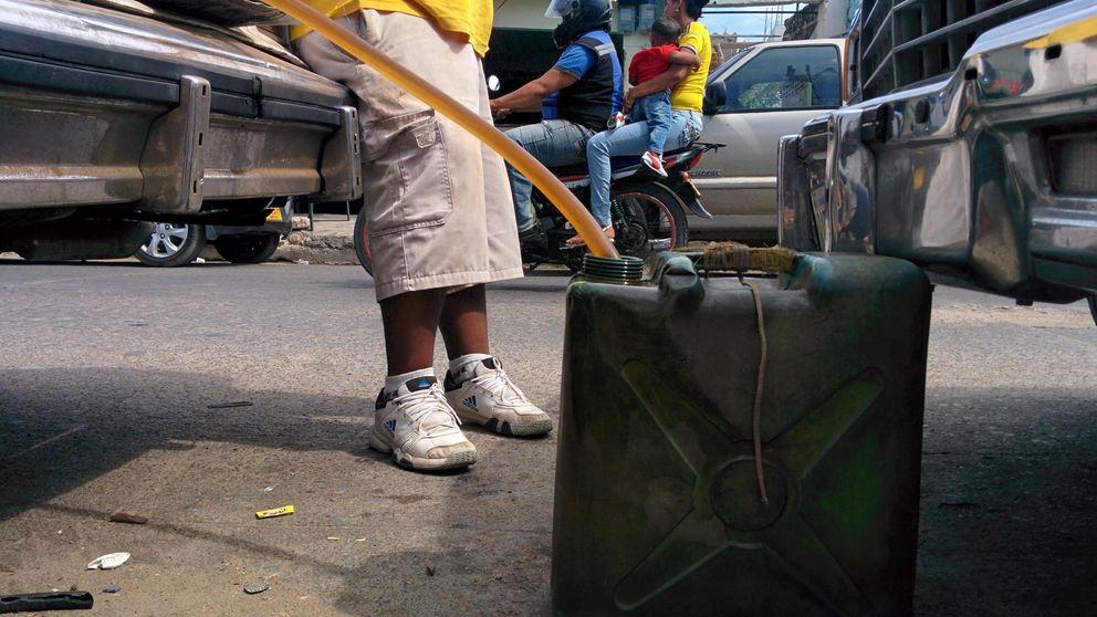 Un día en el coche de un contrabandista venezolano