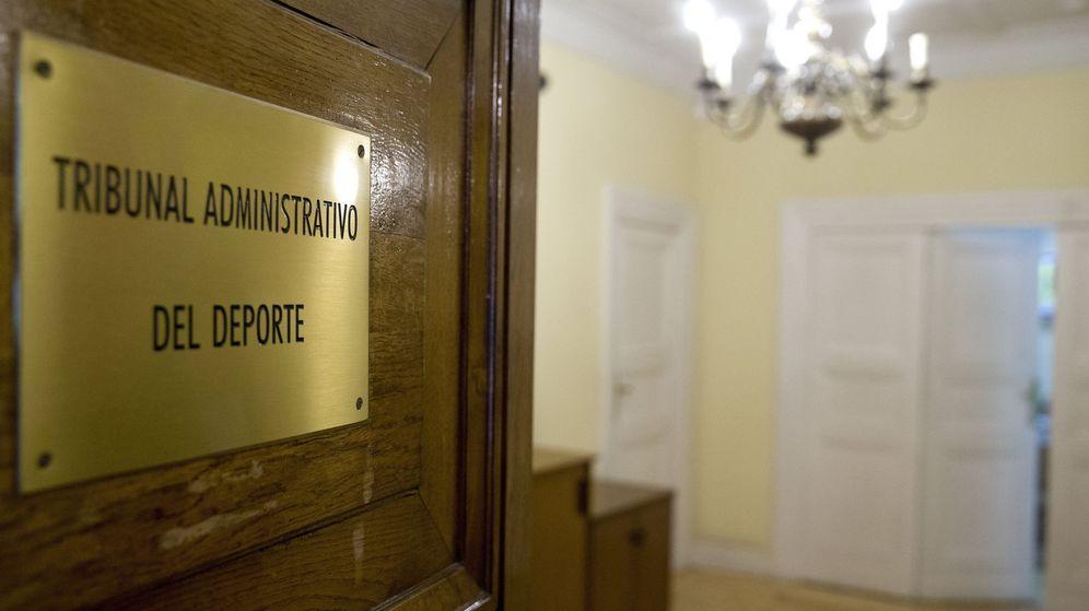Foto: Sede del Tribunal Administrativo del Deporte. (EFE)