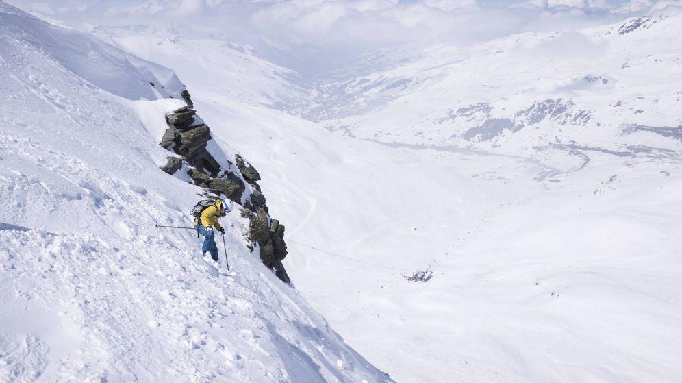 Foto: Esquí en estaciones de los Alpes franceses