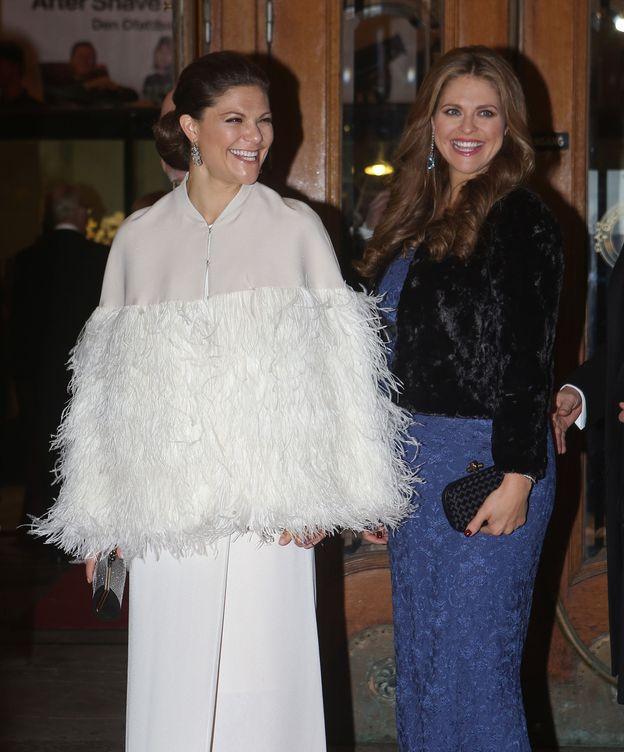 Foto: Victoria y Magdalena en una imagen de archivo (Gtres)